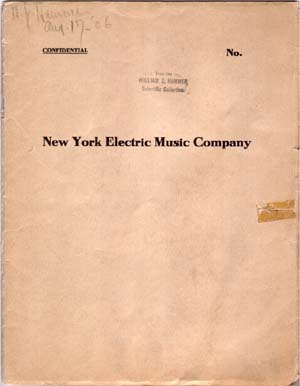 New York Electric Music Co.